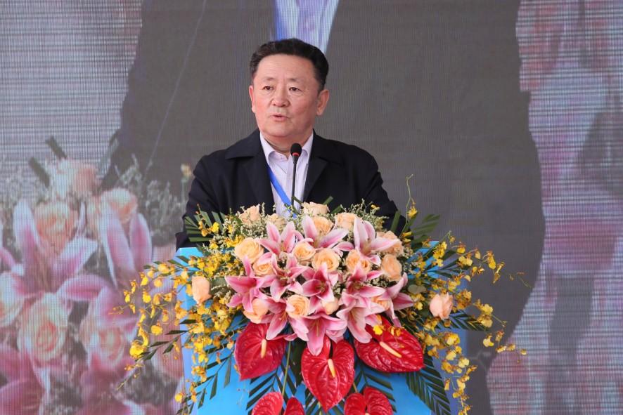 中国电梯协会理事长李守林先生开幕致辞